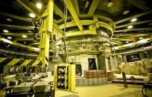 Анализ газовых проб во время испытаний реактора