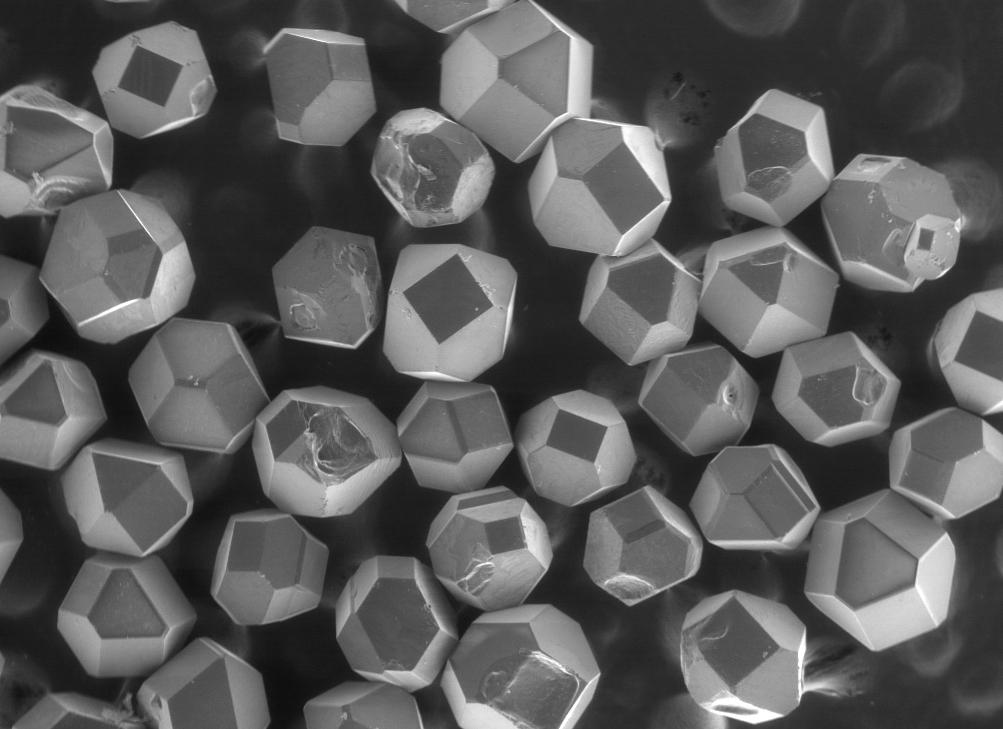 Исследование наноалмазов на масс-спектрометре фото