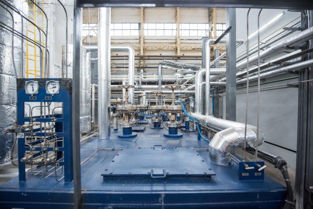 Производство инертных газов фото